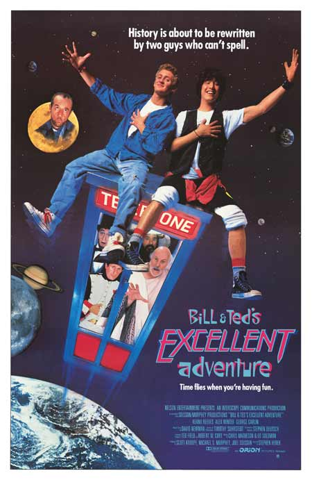 Bill and Ted Excellent